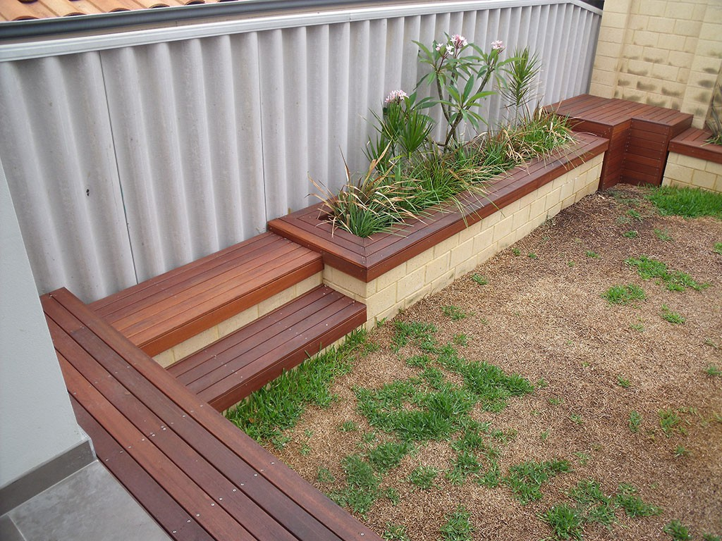 bunning timber decking how to build